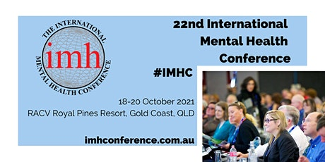 2021 International Mental Health Conference tickets