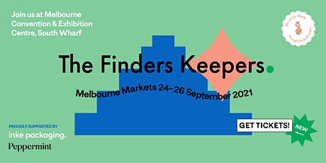 Finders Keepers Melbourne Market tickets