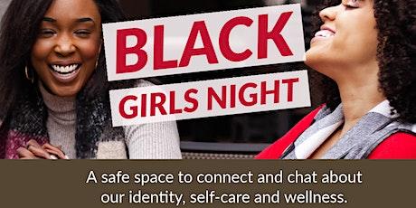 Black Girls Night - Wine Down & Destress tickets