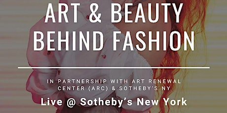Fashion Week San Diego Presents: The Art and Beauty Behind Fashion tickets