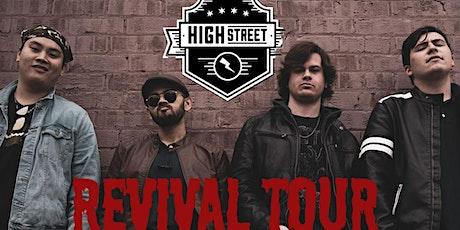 High Street x The Motels @ Canyon Club Montclair tickets
