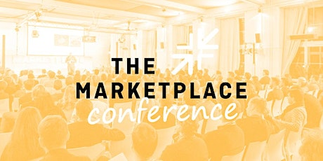 The Marketplace Conference Online November 2021 tickets