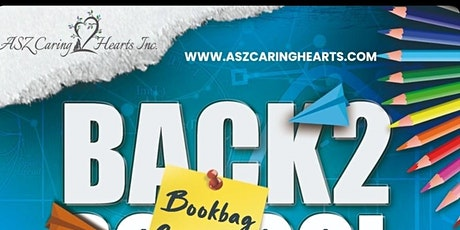 Back to school bookbag giveaway for children with disabilities tickets