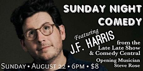 Sunday Night Comedy tickets