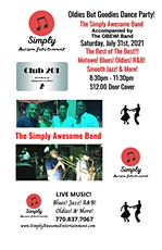 Club 201 Oldies but Goodies Dance Party! Motown! Blues! Smooth Jazz! R&B! tickets