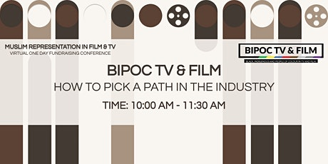BIPOC TV FILM: How To Pick a Path In The Industry tickets
