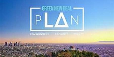 Los Angeles Sanitation & Environment and Mayor Garcetti's Green New Deal tickets