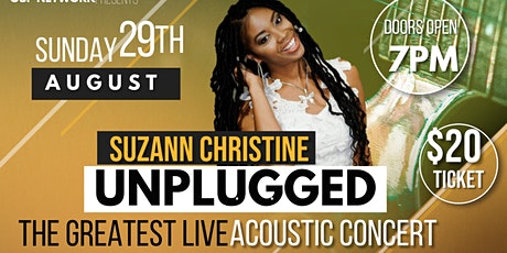 UNPLUGGED acoustic concert tickets
