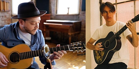 Acoustic Americana: Guitarists Charlie Rauh and Cameron Knowler in concert tickets