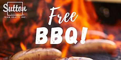 Sutton Team Realty - FREE BBQ! tickets