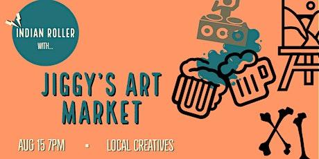 Jiggy's Art Market tickets