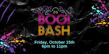 Boo Bash BG 2021 tickets