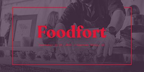 STREET EATS / Foodfort @ Treefort Music Fest 9 tickets