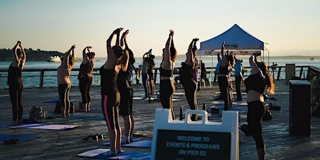 DropSound Slow Flow Yoga with Modo Yoga tickets