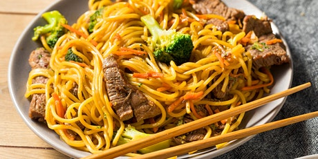 Family Cook Night: Best Ever Lo-Mein (virtual) tickets