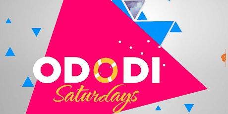 ODODI SATURDAYS - Royal Chill billets