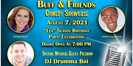 Buff and Friends Comedy Showcase tickets