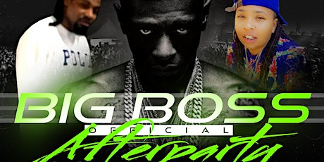 LIL BOOSIE BIG BOSS AFTER PARTY  FUZION tickets
