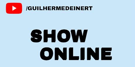 NOW SHOW - SHOW ONLINE ingressos