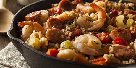 Jambalaya (in-person) tickets