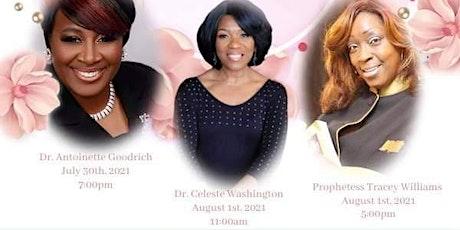 When Women Preach Conference 2021 tickets