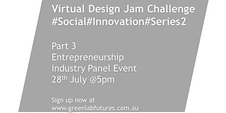 Virtual Design Jam Challenge #Social#Innovation#Series2 tickets