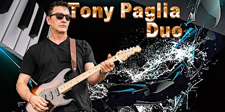 Live On Stage Tony Paglia Duo at Brickyard BBQ's Lower Patio in T.O. West tickets
