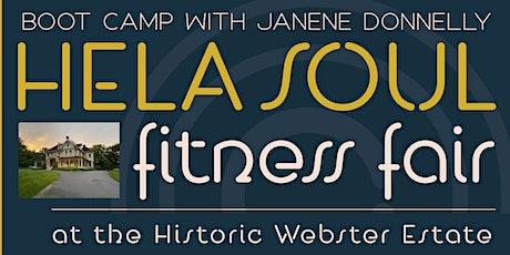 Hela Soul Fitness & Wellness Fair tickets