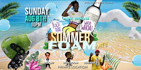 TOOT DAT AZZ UP SUMMER FOAM PARTY WITH HBK BOOM tickets