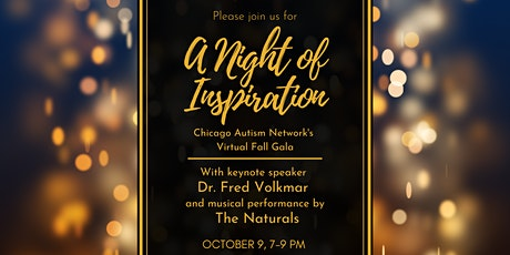 A Night of Inspiration: Chicago Autism Network's Virtual Fall Gala tickets