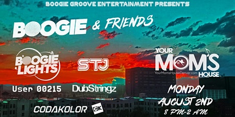Boogie + Friends tickets