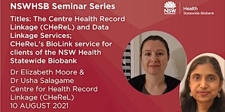 NSWHSB Seminar Series - Dr Usha Salagame & Dr Elizabeth Moore tickets