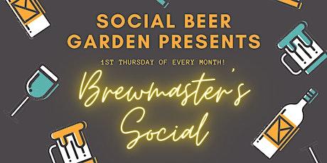 Brew Master's Social tickets