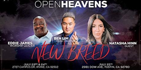 Open Heavens New Breed tickets