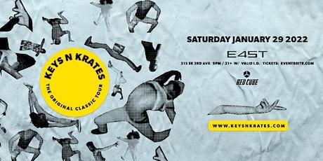 KEYS N KRATES (DJ SET) tickets