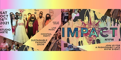 IMPACT NYFW SHOW III tickets