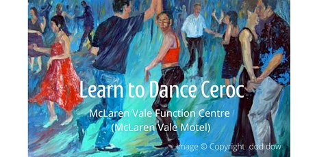 Learn to Dance Ceroc tickets