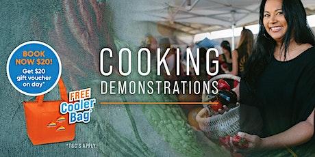 Arundel Plaza Cooking Demonstration tickets