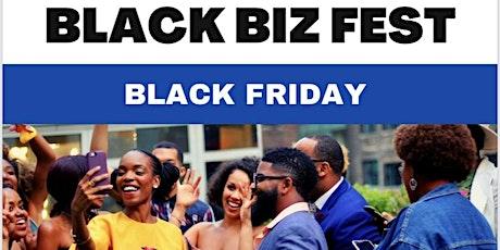 BLACK BIZ FEST (FREE ONLINE ADMISSION TIL OCT.31) tickets
