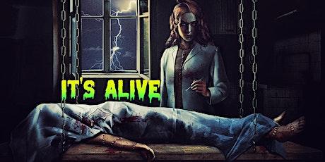IT'S ALIVE! | Frankenstein Intimate Immersive Experience tickets