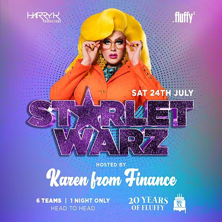 Starlet Warz Ft Karen From Finance image