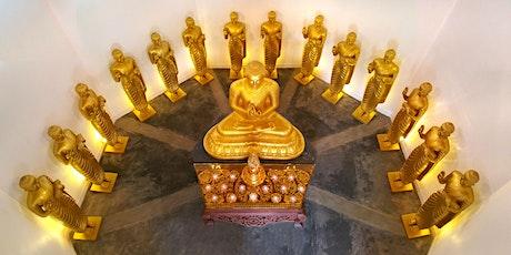 Buddhist Meditation Program tickets