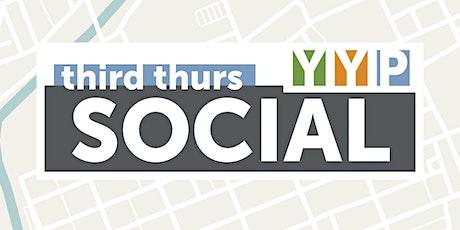 YYP Third Thursday Social - Penn Park tickets