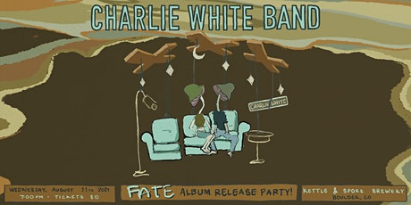 Charlie White's Album Release Party @ Kettle and Spoke Brewery tickets