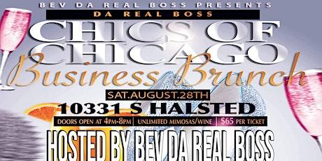 Da Real Boss Chics of Chicago tickets
