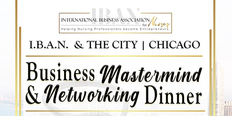 Healthcare Business Mastermind & Networking Dinner tickets