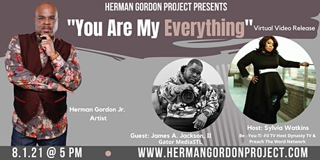 Herman Gordon Project: You Are My Everything Video Release Event tickets
