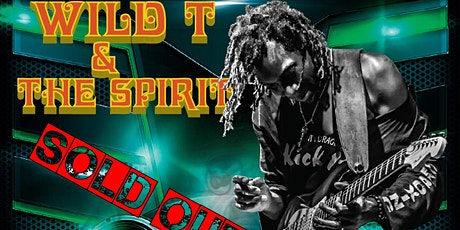 Live Music by Wild T and The Spirit @ Brickyard BBQ Etobicoke tickets