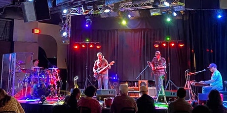 The Scales @ The Hilltop Inn and Grove tickets