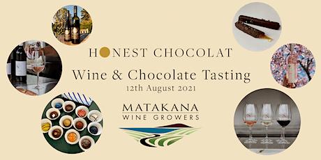 Matakana Wine and Chocolate Evening (late session) tickets